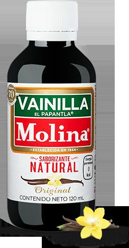 Vainilla Molina natural