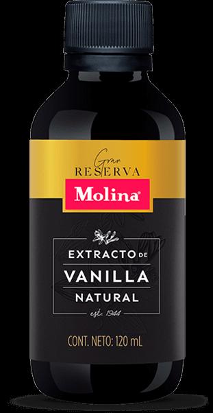 Gran  Reserva Molina® Natural Vanilla Extract